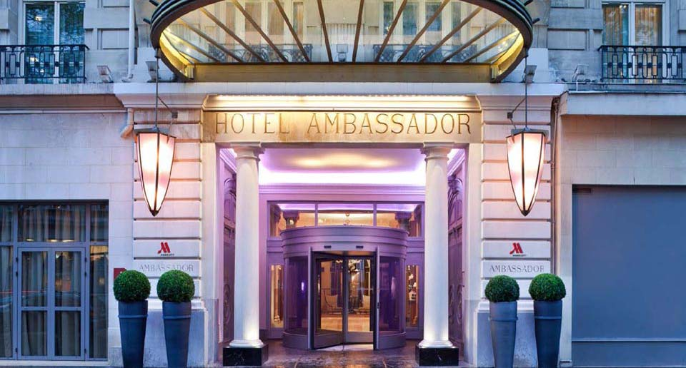 MARRIOTT OPERA AMBASSADOR ****