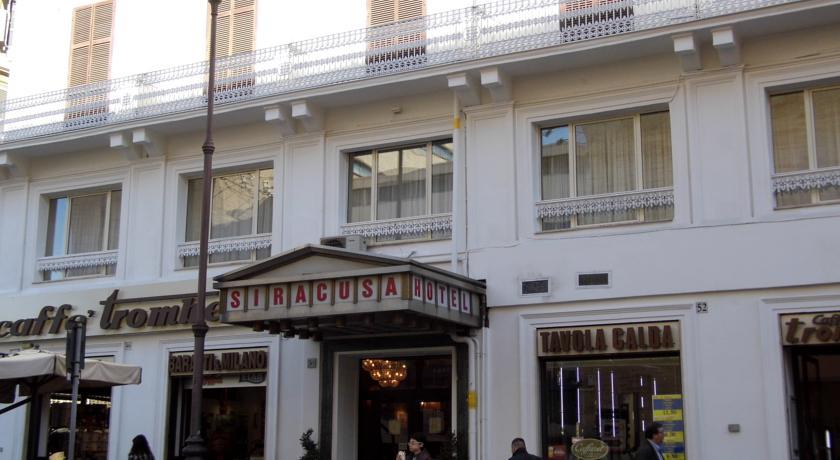 Hotel Siracusa Rome***