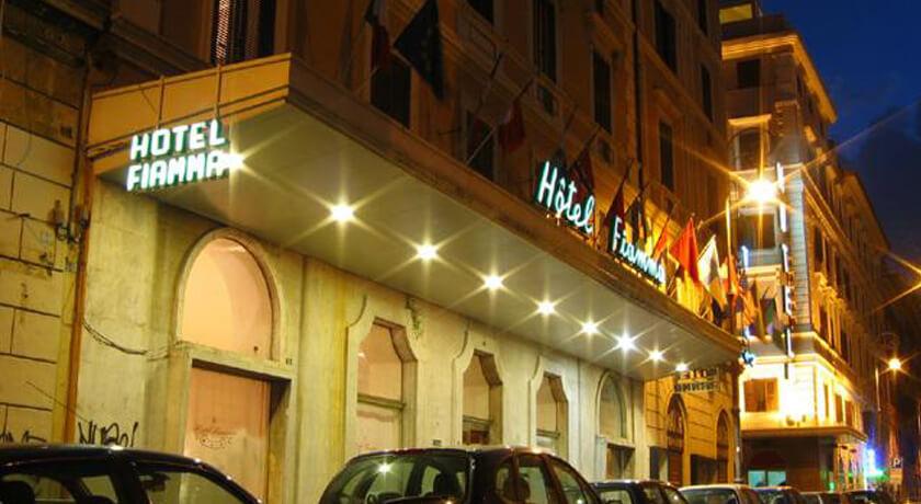 HOTEL FIAMMA ***
