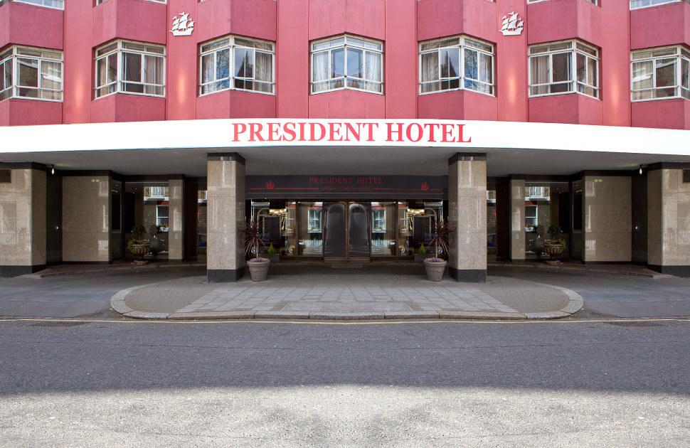 HOTEL LONDON PRESIDENT ***
