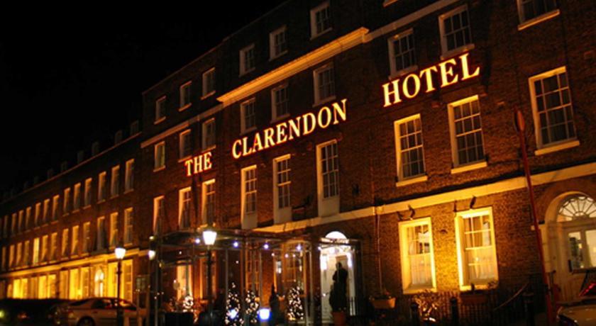 THE CLARENDON ****