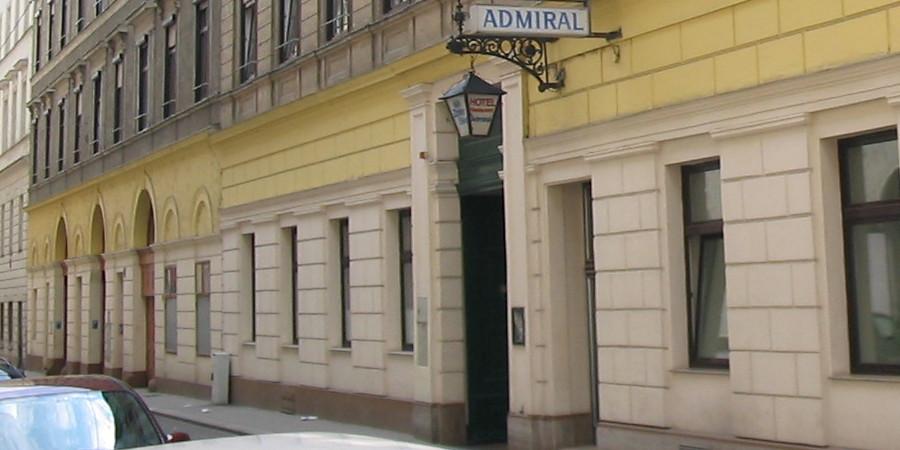 ADMIRAL HOTEL***