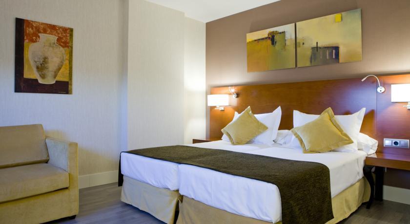 PUERTA DE TOLEDO HOTEL MADRID ***