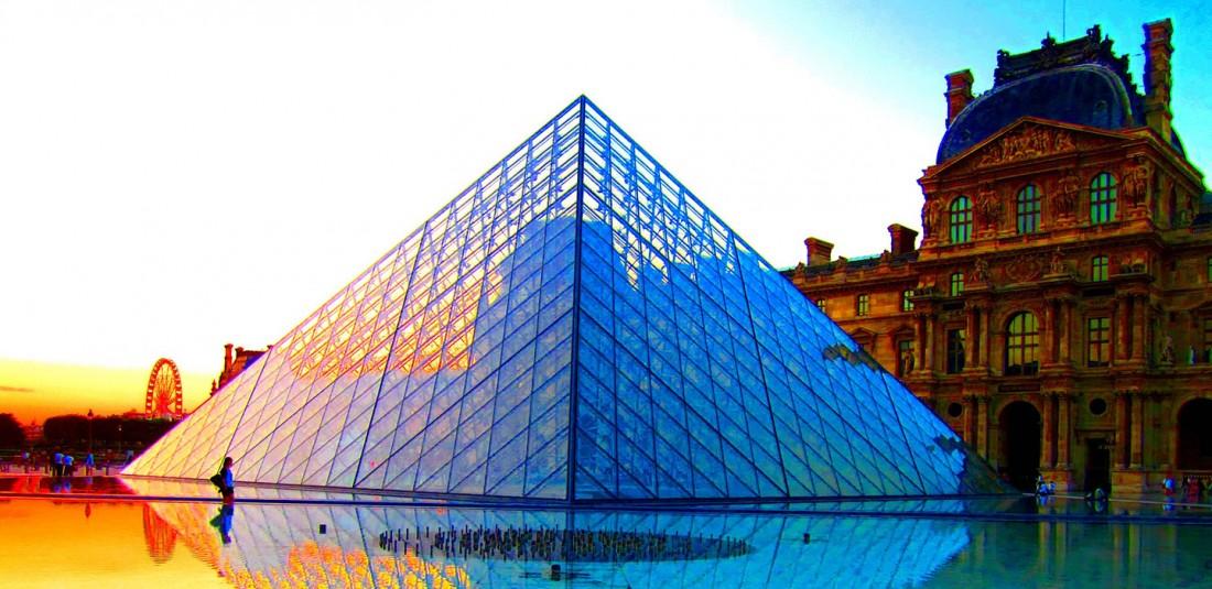 Париж - Свети Валентин - четиридневна 2