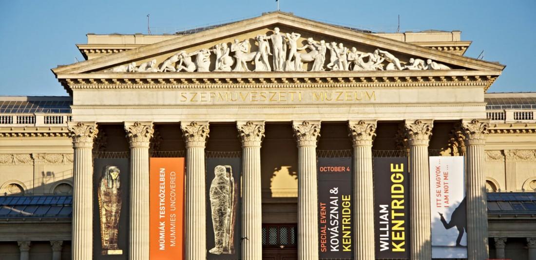Музей на изящните изкуства в Будапеща