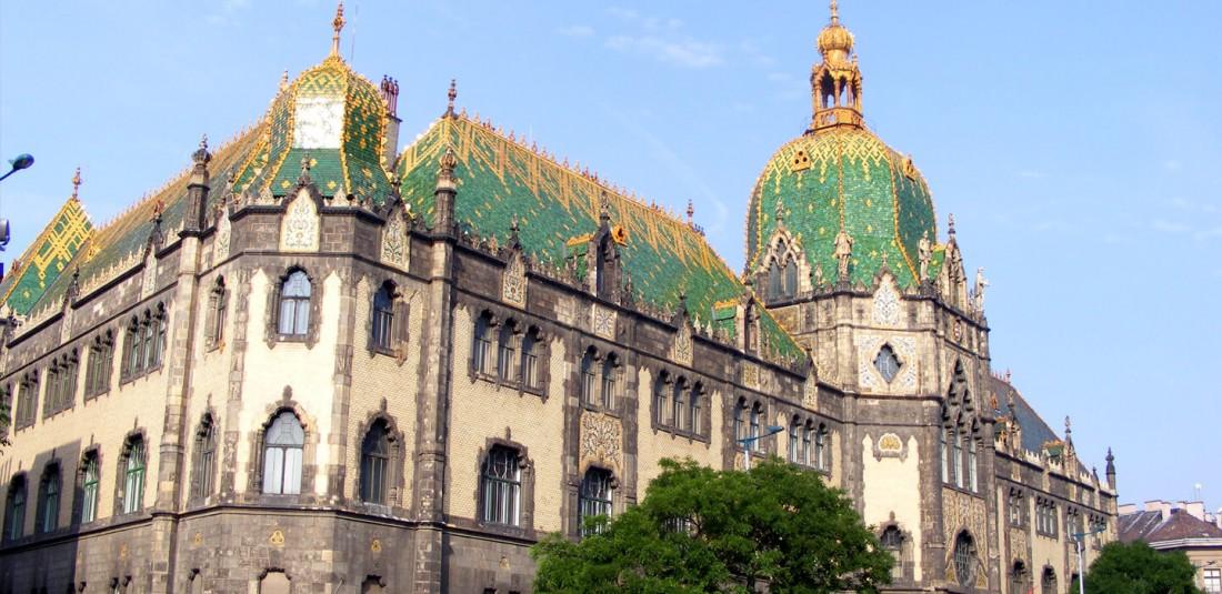 Музей на приложните изкуства в Будапеща