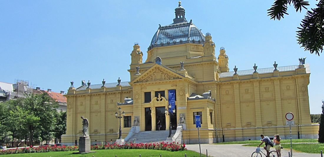 Загреб Арт павилион