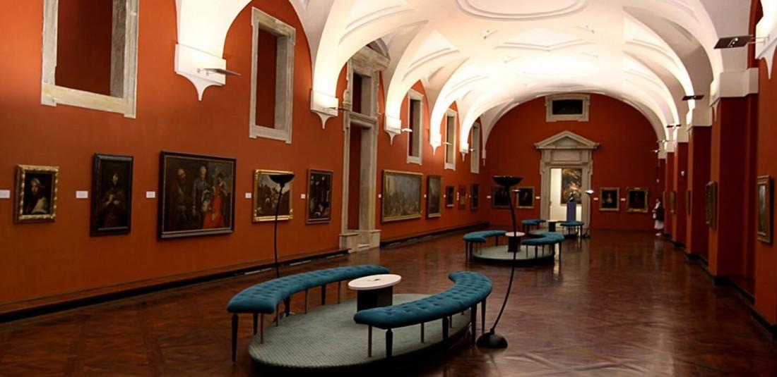 Картинната галерия в Пражки Храд