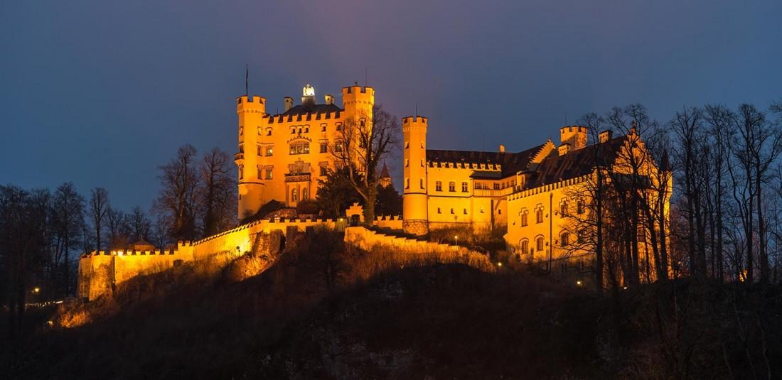 Бодензеe - Баварски замъци - Залцбург - Мюнхен
