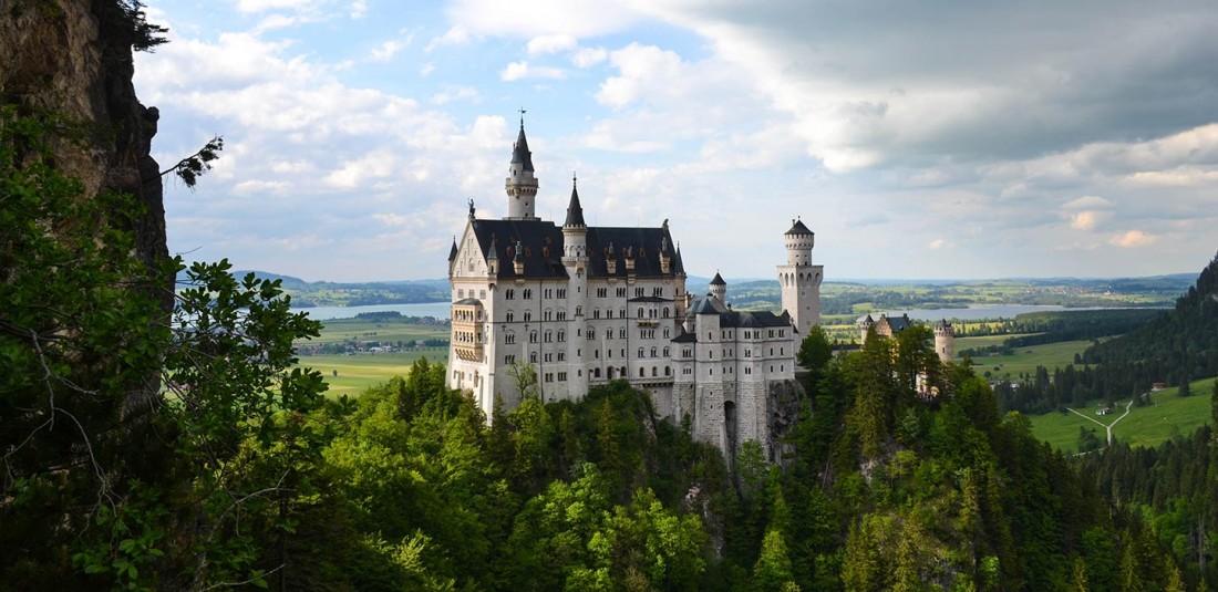 Бодензеe - Баварски замъци - Залцбург - Мюнхен 2