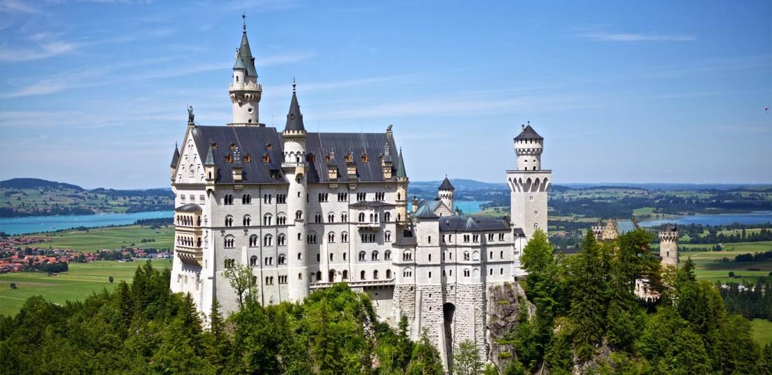Бодензее - Баварски замъци - Залцбург - Мюнхен 4