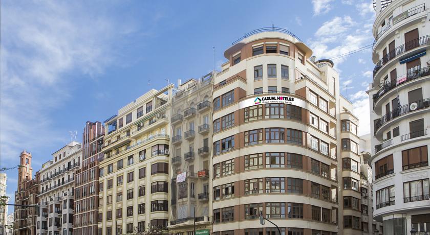 Casual Valencia Vintage**