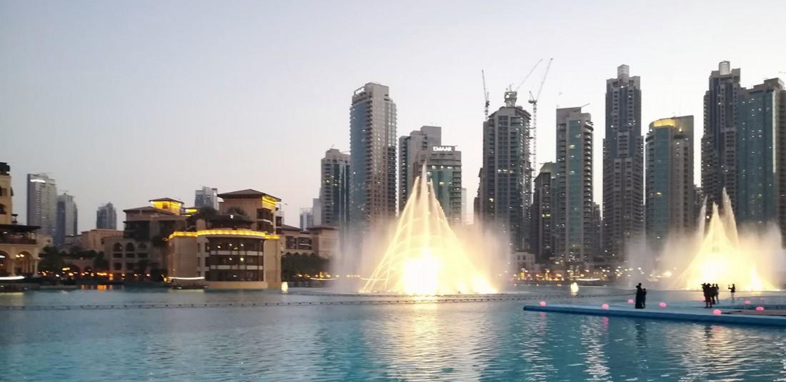 Дубай и Абу Даби 3