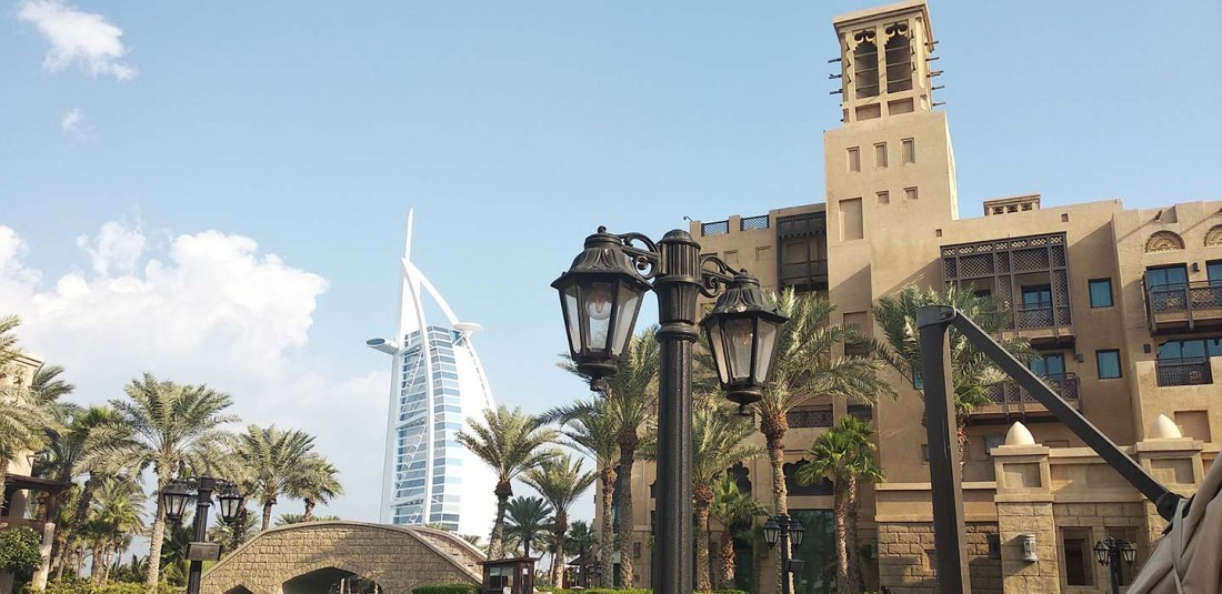 Дубай и Абу Даби 2
