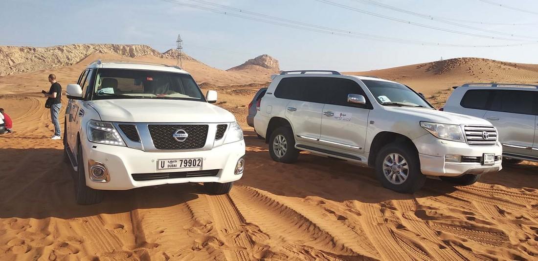 Дубай и Абу Даби 4