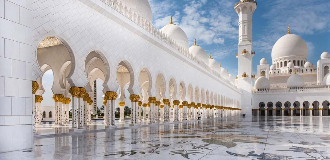 Дубай и Абу Даби