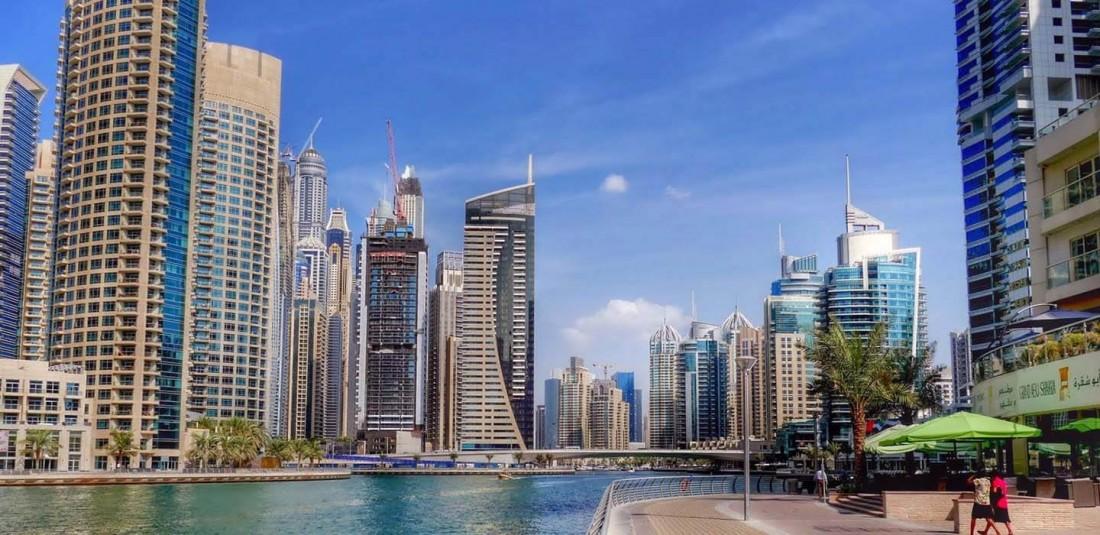 Дубай - осемдневна
