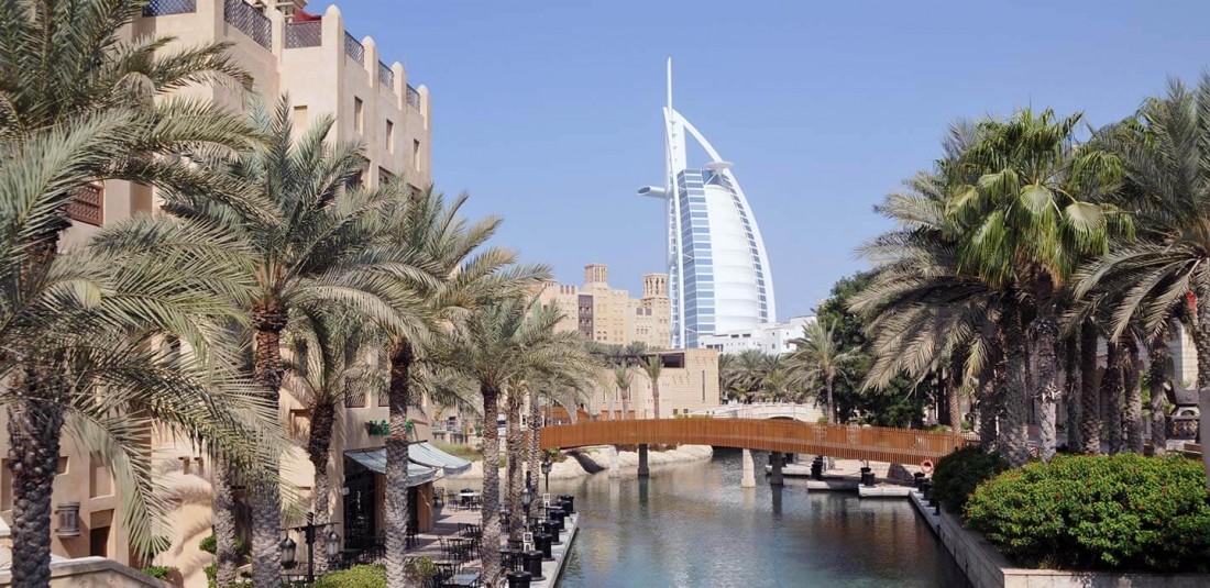 Дубай - осемдневна - предколедна