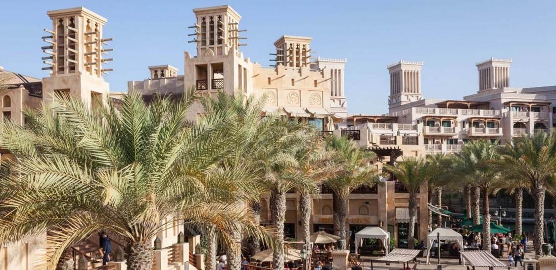 Дубай - шестдневна 2