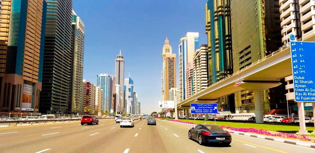 Дубай - шестдневна - предколедна 2