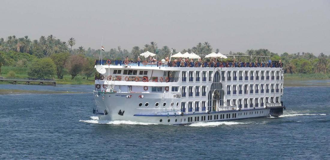 Египет - Круиз по Нил, с полет до Хургада