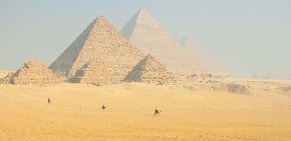 Египет - Круиз по Нил - от Кайро 3