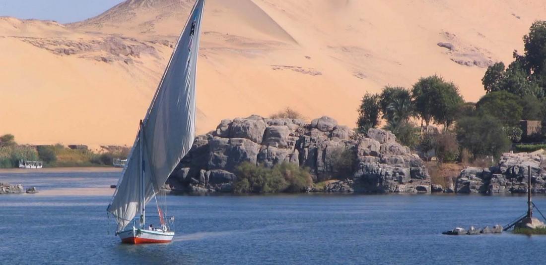 Египет - Круиз по Нил - от Кайро