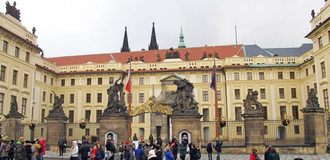 Прага - на полупансион - тръгване от Варна, Шумен, Велико Търново и Плевен