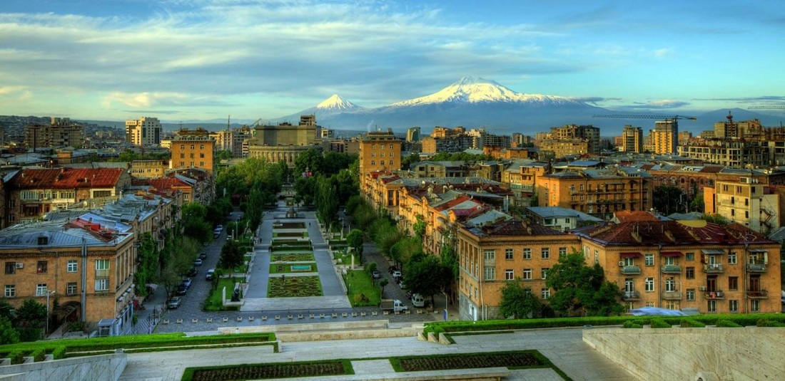 Грузия - Армения