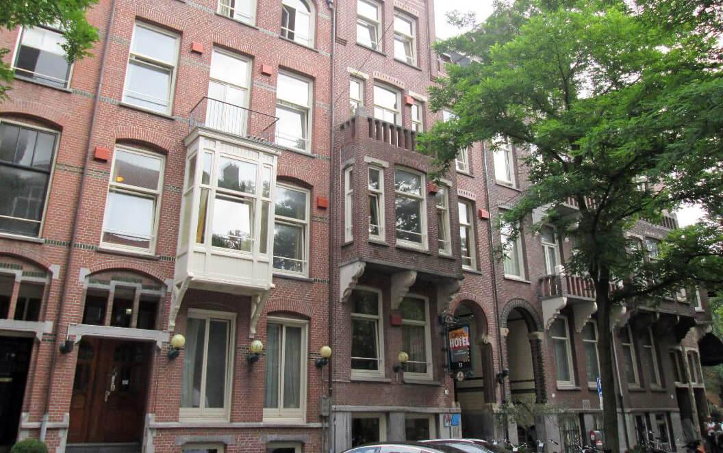 HOTEL OMEGA AMSTERDAM ***