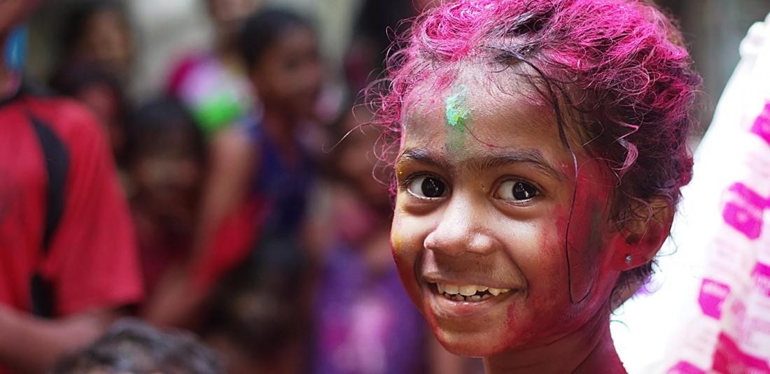 Индия - Фестивалът на цветовете 7