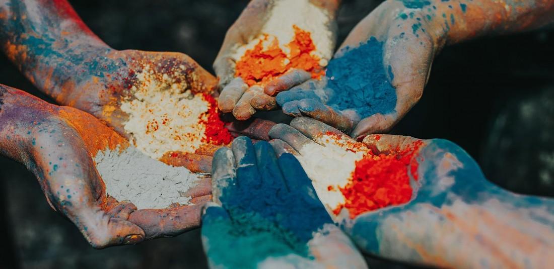 Индия - Фестивалът на цветовете 2