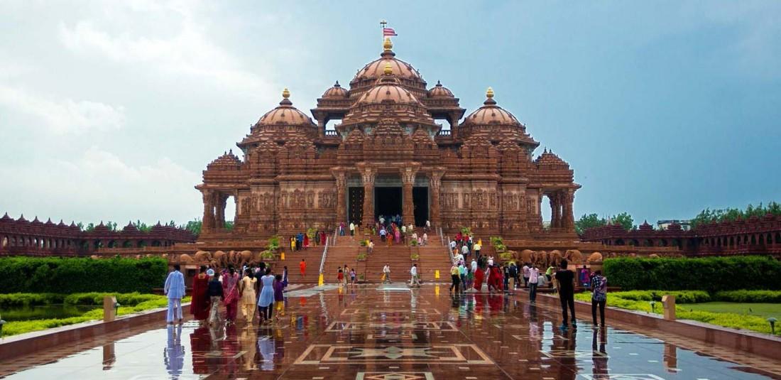 Индия -Тадж Махал,Раджастан и храмовете на Кама Сутра