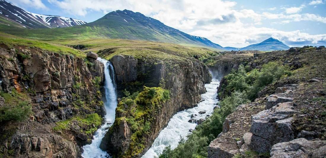 Исландия - Обиколен тур