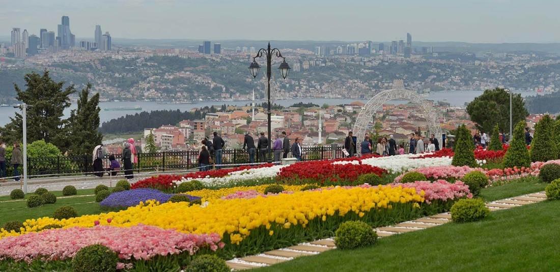 Истанбул - Одрин - за фестивала на лалетата