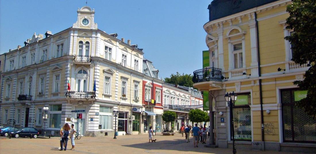 Русе - Букурещ - Ивановски скални църкви - Велико Търново 4