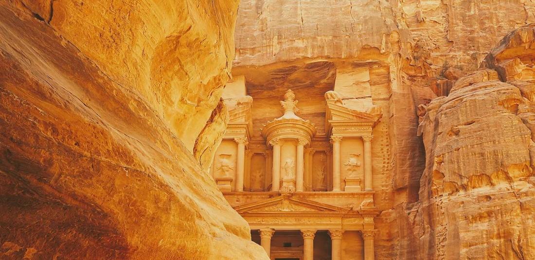 Израел и Йордания - февруари