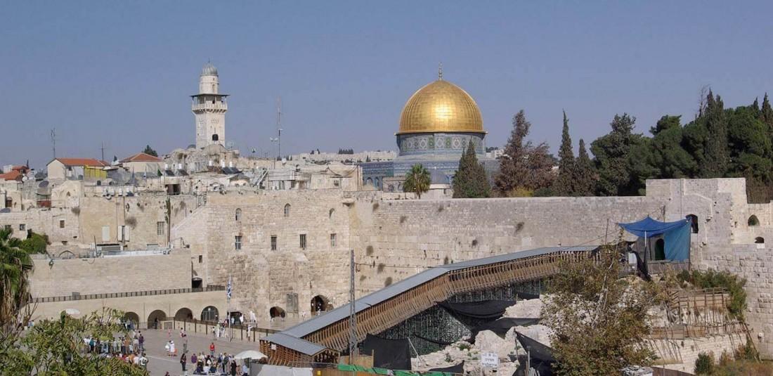Израел и Йордания - октомври 4