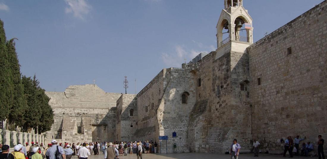 Израел - по светите места - предколедна 2