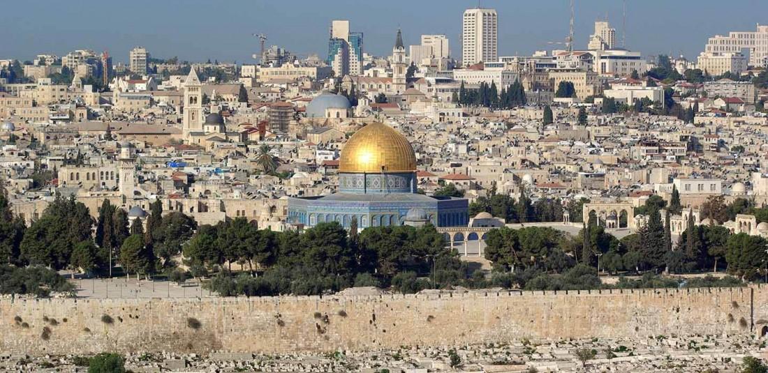 Израел - по светите места - предколедна