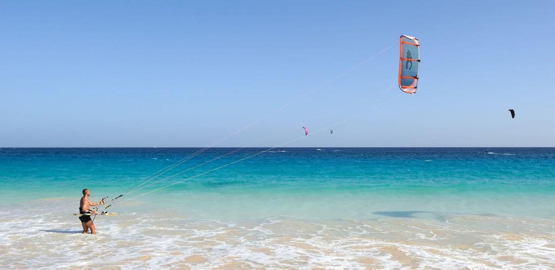 Остров Сал, Кабо Верде - райският остров на Африка