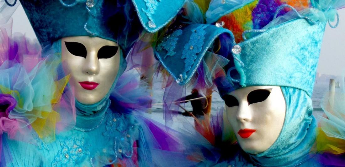Карнавал във Венеция 2020 - вариант 1 - петдневна