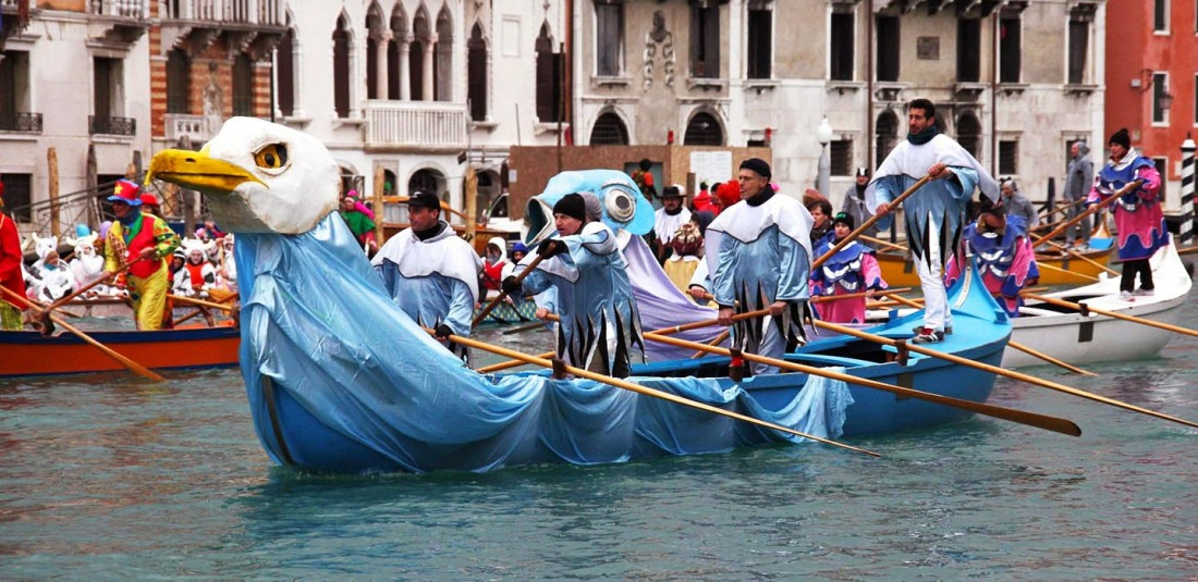 Карнавал във Венеция 2020 - вариант 1 - петдневна 2