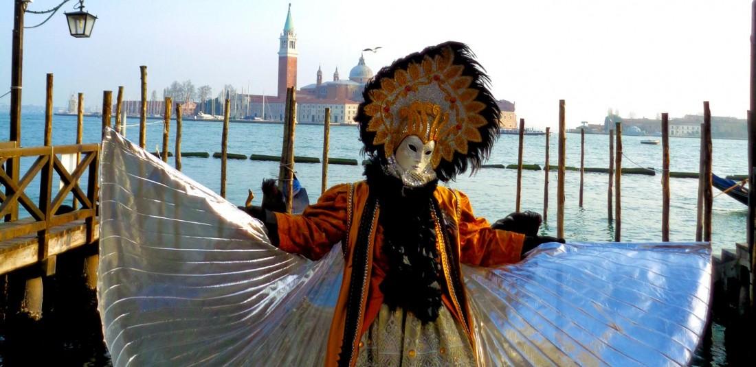 Карнавал във Венеция 2020 - вариант 2 - петдневна 3