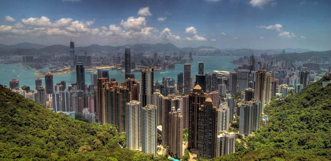 Китай, Хонг Конг и Макао - март 2019 6