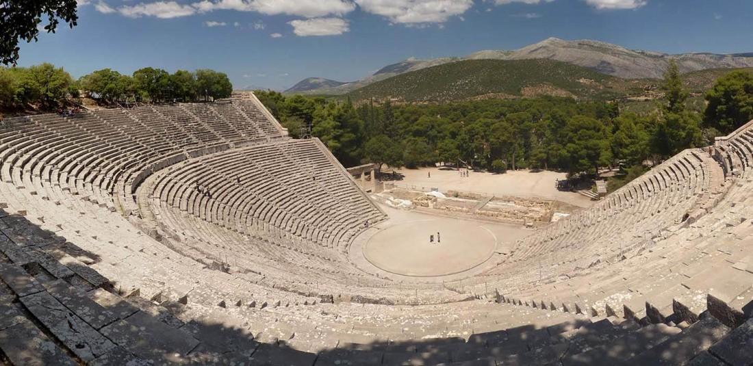 Класическа Гърция - Атина - Пелопонес - Микена - Олимпия - Делфи - от Варна, Шумен, В.Търново и Плевен 2