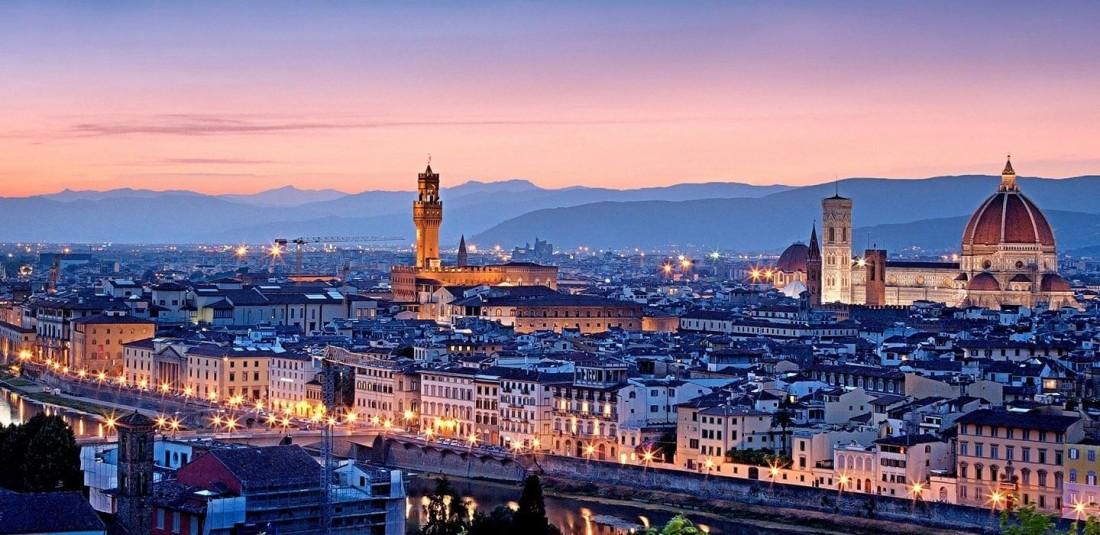 Венеция - Рим - Флоренция - Трети март