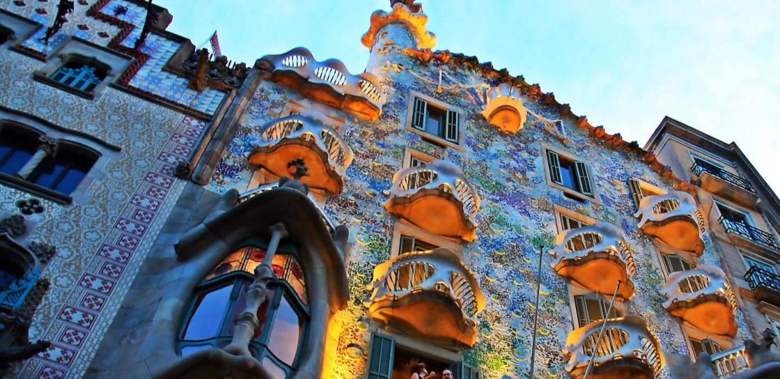 Коледа - Барселона  - петдневна
