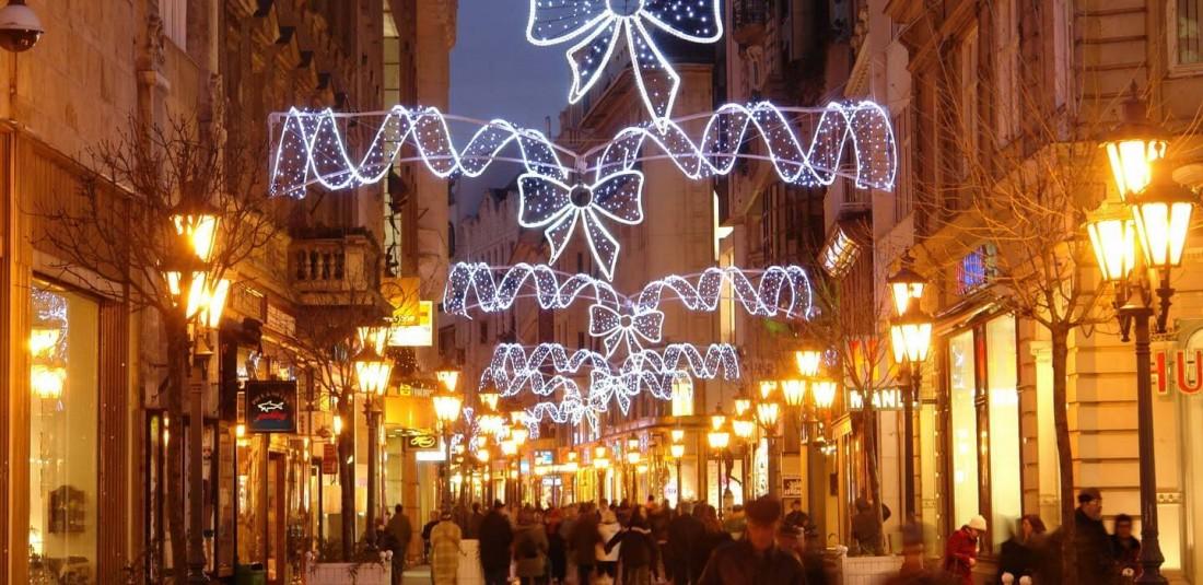 Коледа - Будапеща
