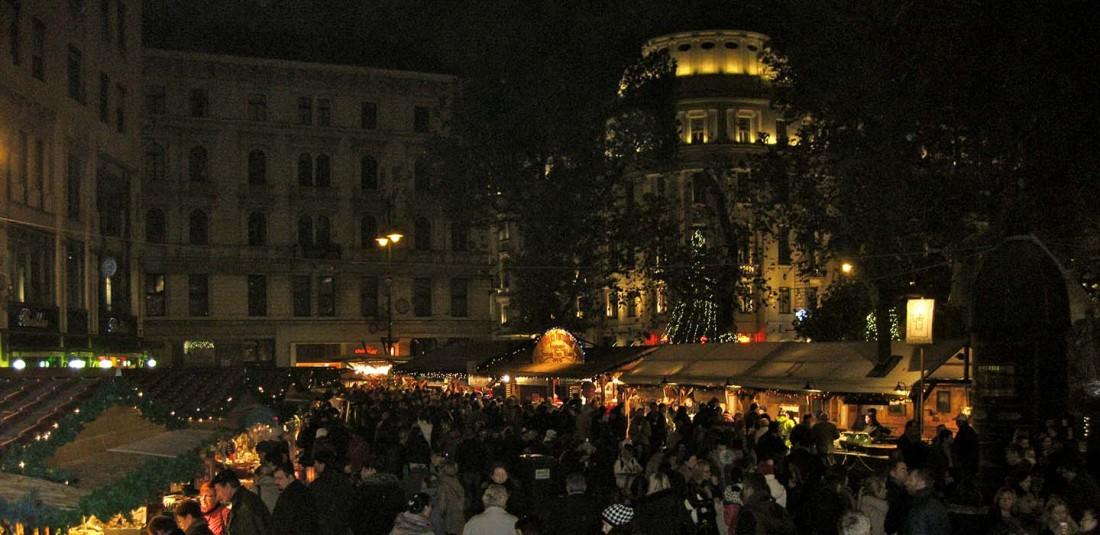 Коледа - Будапеща - Белград 2